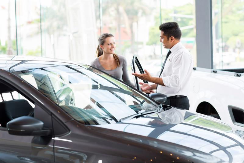 When buying a car, be sure to consider the future value.