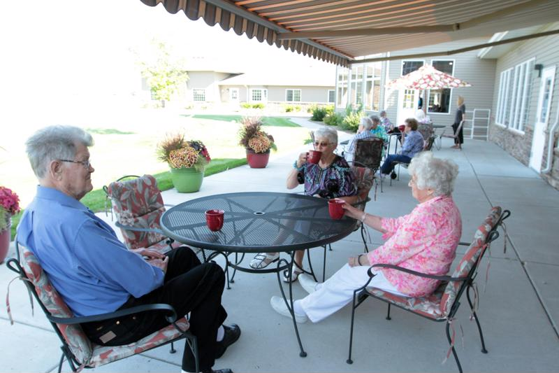 self-awareness, seniors, senior living community