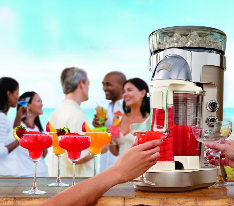 If your dad loves gadgets, get him the  Bali™ Frozen Concoction Maker®.
