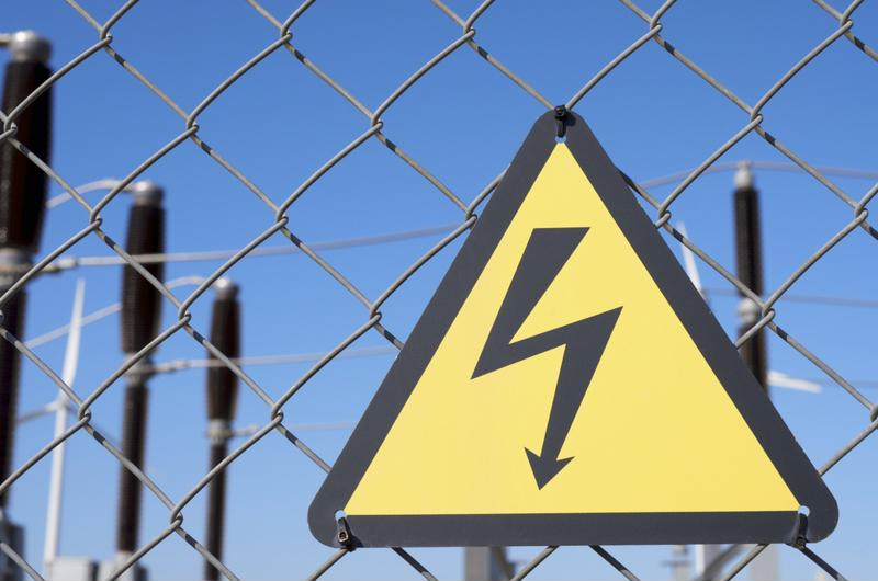 Data centers with significant power density are subject to electrical hazards.