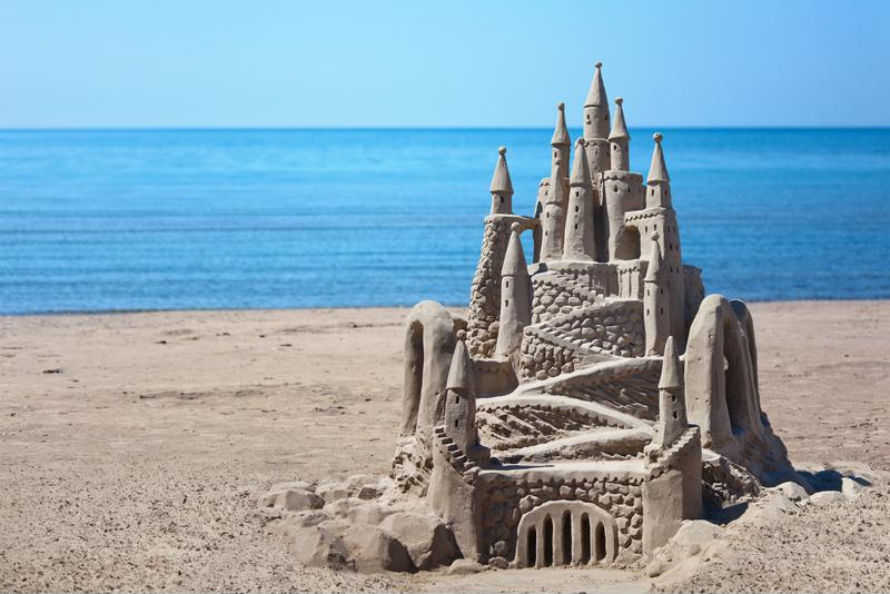 See the best and brightest sand castle artists at the Sand Festival and Sand Castle/Sculpture Contest.