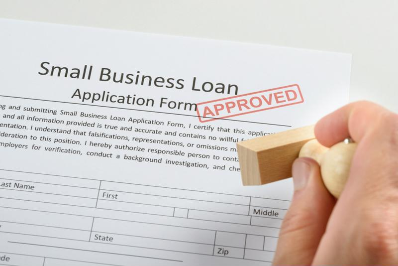 Make sure you meet the qualifications for getting a small-business loan.