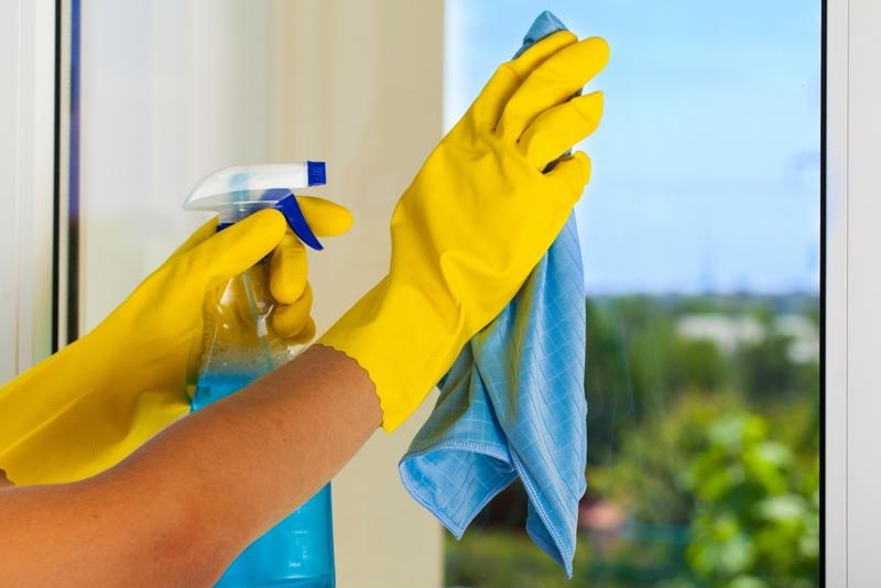 spring cleaning, assisted living