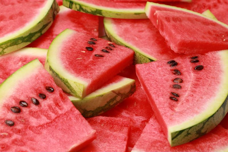 Use watermelon in a variety of your summer cocktails.