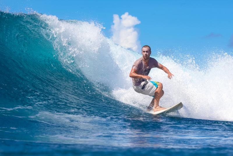Come see the greatest surfers in the world compete at the Vans Triple Crown of Surfing.