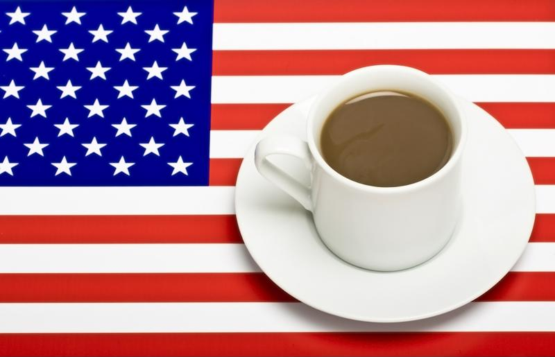 A classic Americano is always a great option on the 4th of July!