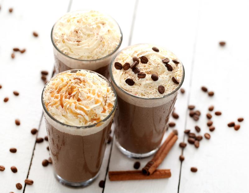 There are plenty of ways to enhance your hot chocolate.