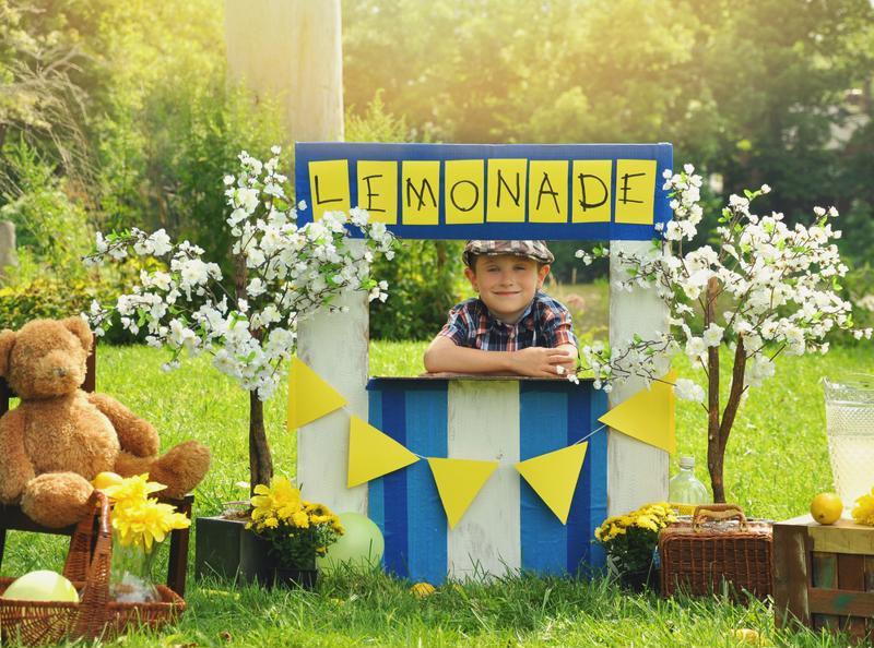 Encourage your child's entrepreneurial spirit.