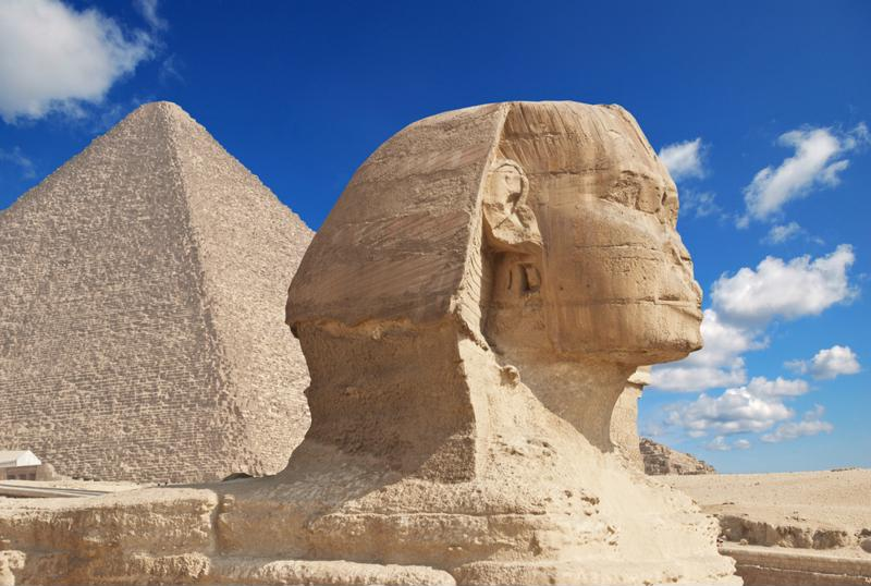 The Sphinx is one of the most awe-inspiring sights to see in person.