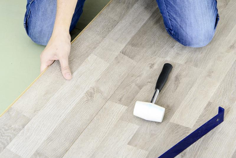 Laminate Flooring Benefits wood-look flooring for kitchens