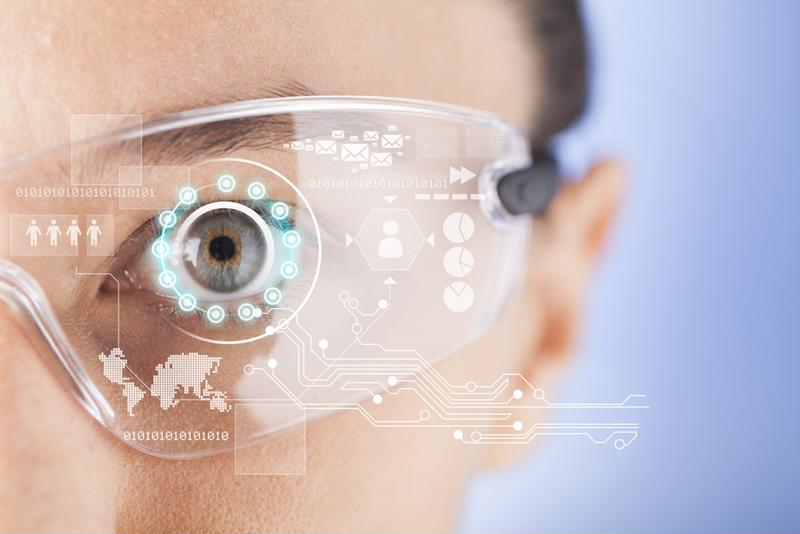 Augmented reality glasses often have live feeds meaning that, if hacked, outside sources can see operating data.