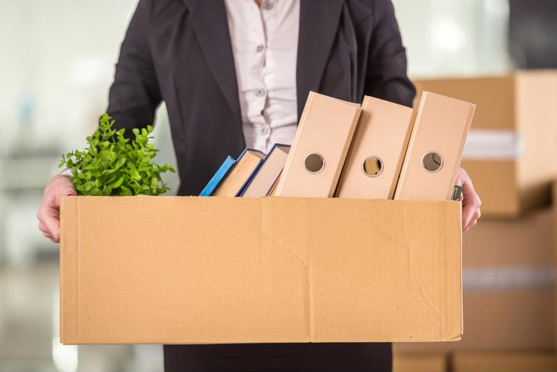 Employees often leave their jobs so they can relocate or go back to school.