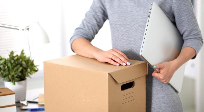 Unhappy workers are likely to pack up their things and find a different employer.
