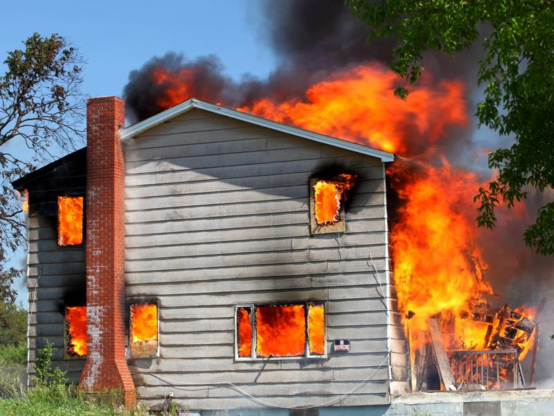Incidents like home fires and more can put tenants in tough positions.