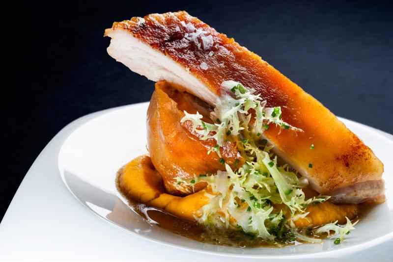 Man chefs have committed to using as much of a pig's meat as possible.