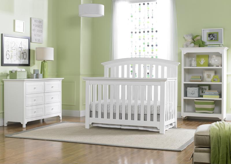 Make sure you're buying a safe crib.