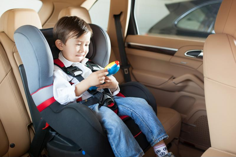 Any parent that's ever relied on a child's booster seat has Volvo to thank for it.