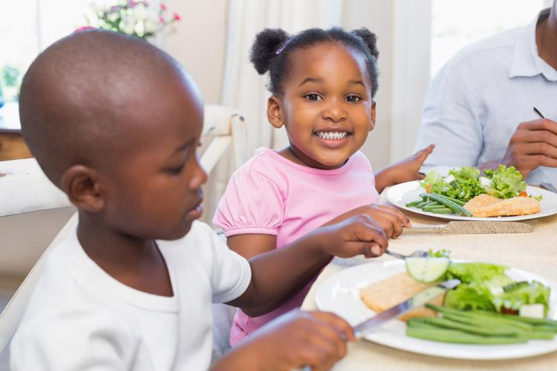 Getting children to enjoy their vegetables isn't hard, but it does take work.