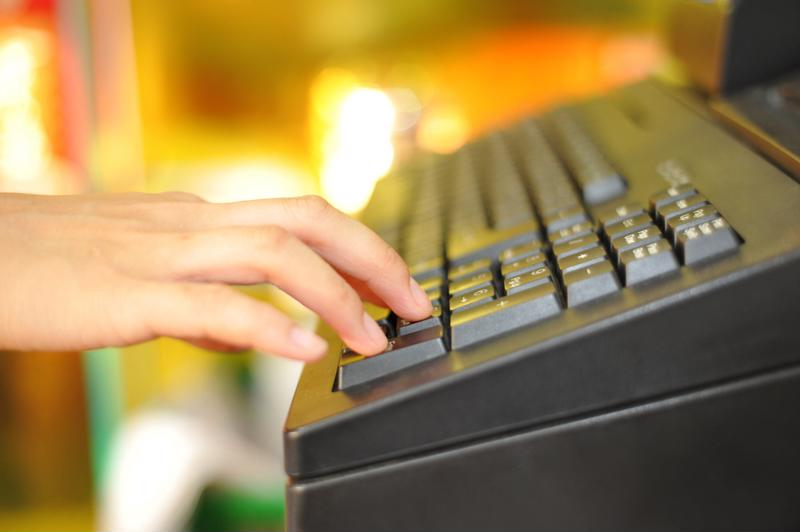 Cash registers are just about as omnipresent as small businesses.