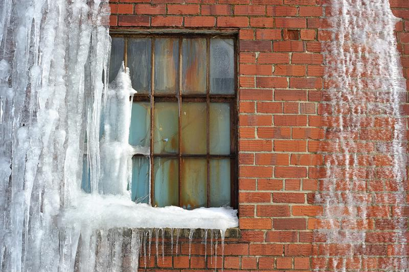 Cold air on old windows drains the warmer conditions inside your home.