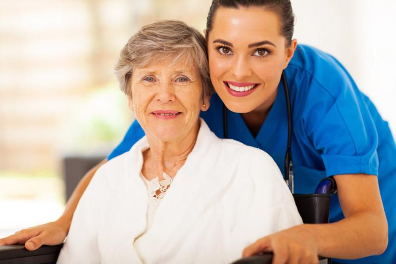 Patience and empathy are essential for home health aides' success.
