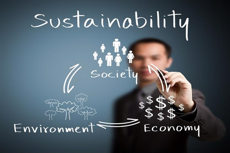 Sustainability is a core component to growth and development.