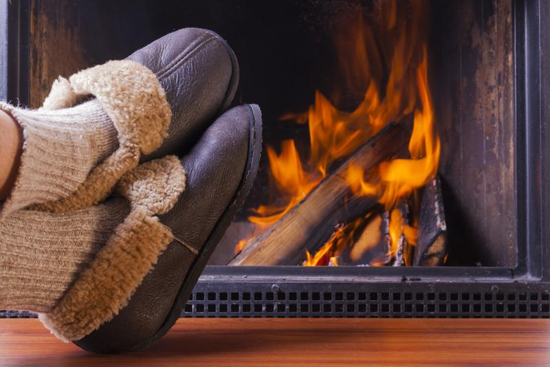 Forget the fireplace, there's a better and smarter option.