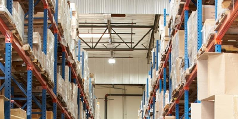 Warehousing is an essential element for management of an ecommerce company's supply and demand.