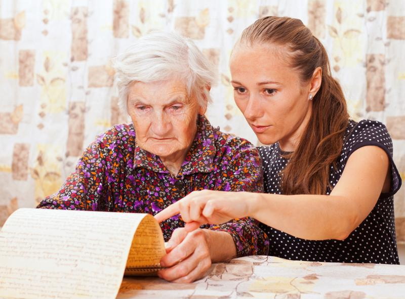 Sit down with your loved one and do research to find the retirement residence that best fits them.