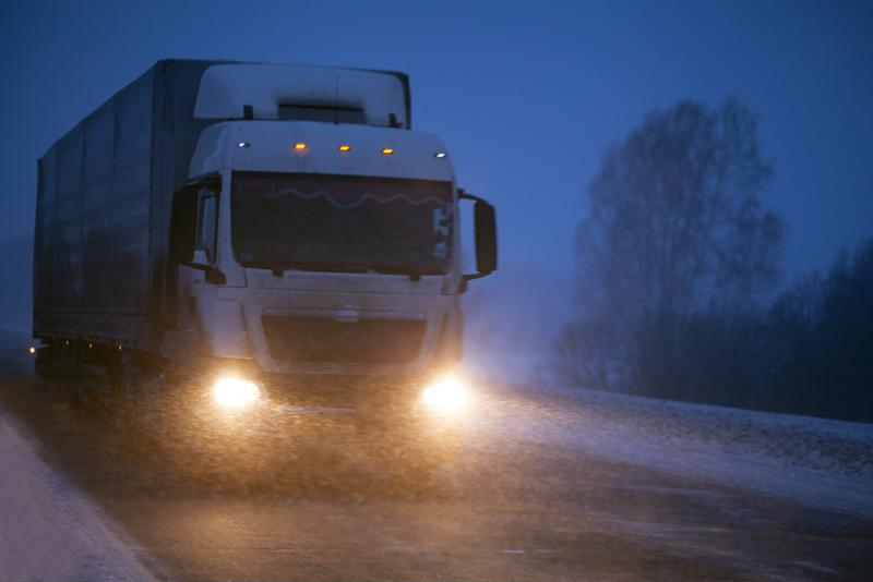 Winter means reduced freight capacity and higher rates.