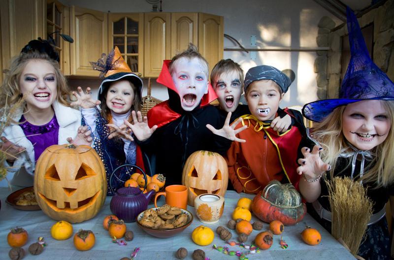 Spooky treats don't need to be unhealthy.