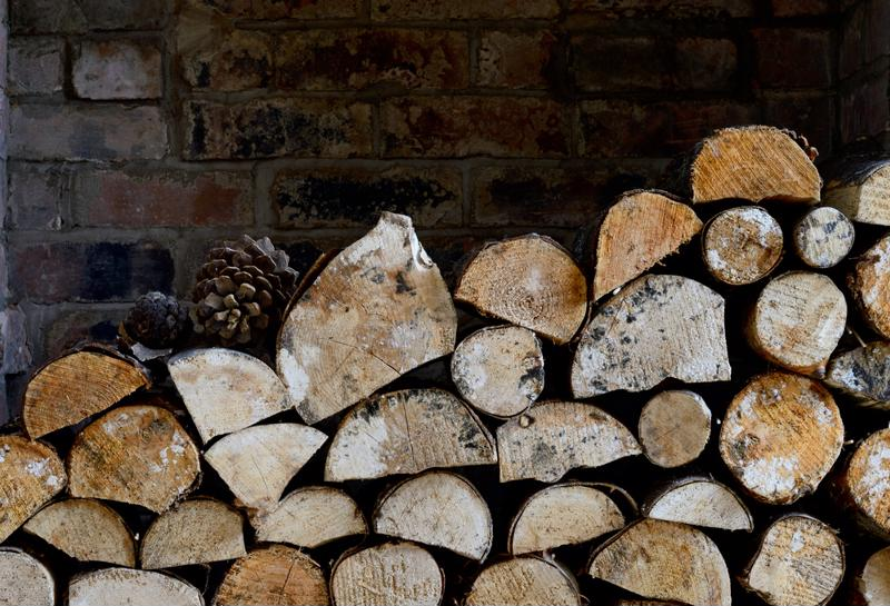 Ensuring that your firewood is seasoned is crucial for a quality fire.
