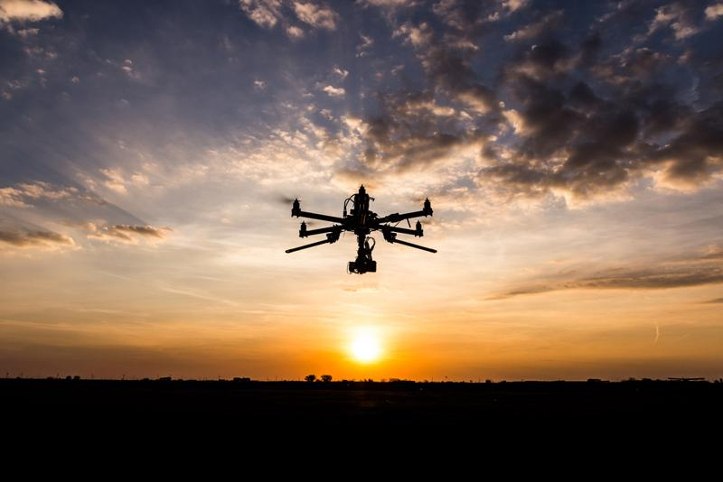 AI technology may soon power military drones.