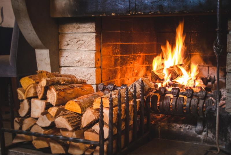 Following proper fireplace safety will ensure a safe and enjoyable holiday season for everyone.
