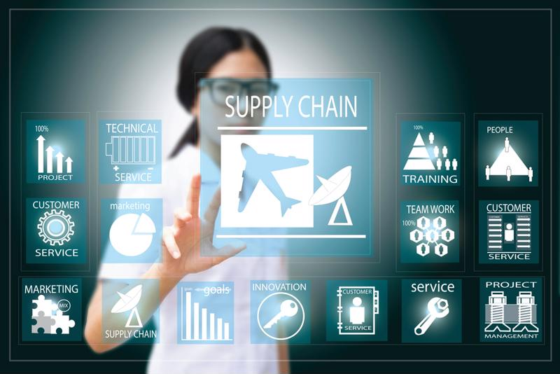 Companies will have to do more to react to supply chain changes.