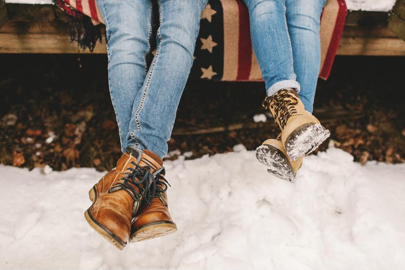 Keep the mess of those snowy winter boots out of your home.
