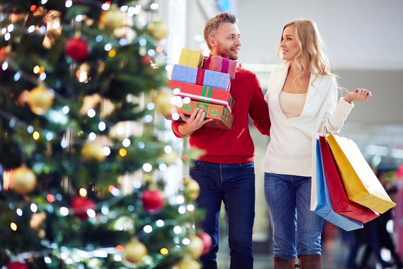 The biggest shopping season of the year is going on now.