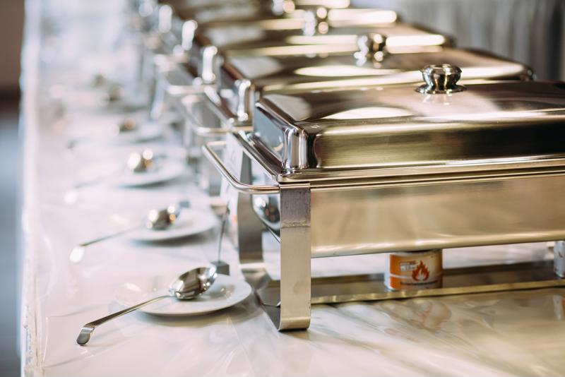 Working in catering may be one way to improve your work-life balance.