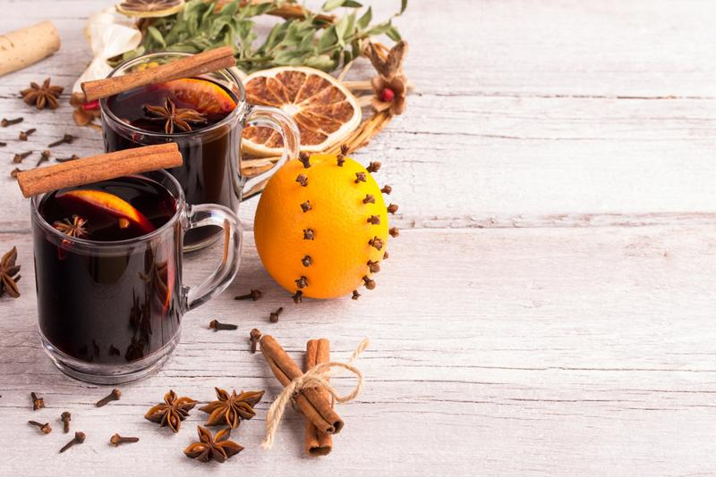 Homemade mulled wine will be one of your best recipes yet.