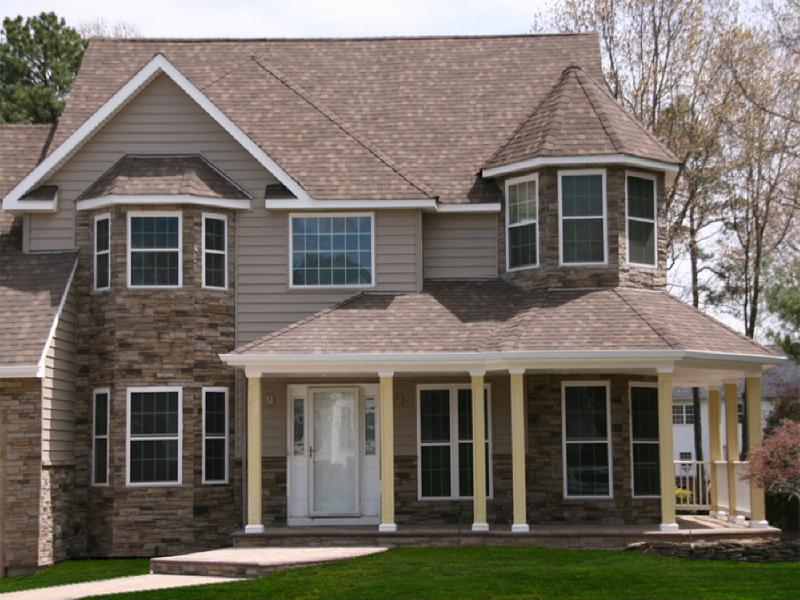 The right siding can make all the different in your home's aesthetic.