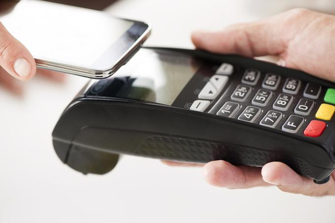 Mobile payments are becoming more popular