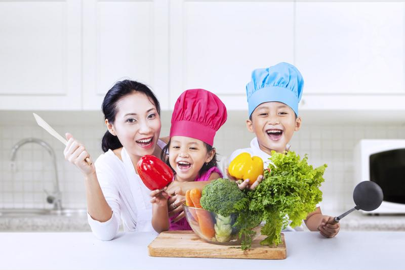 Your kids might come up with your new favorite recipe!