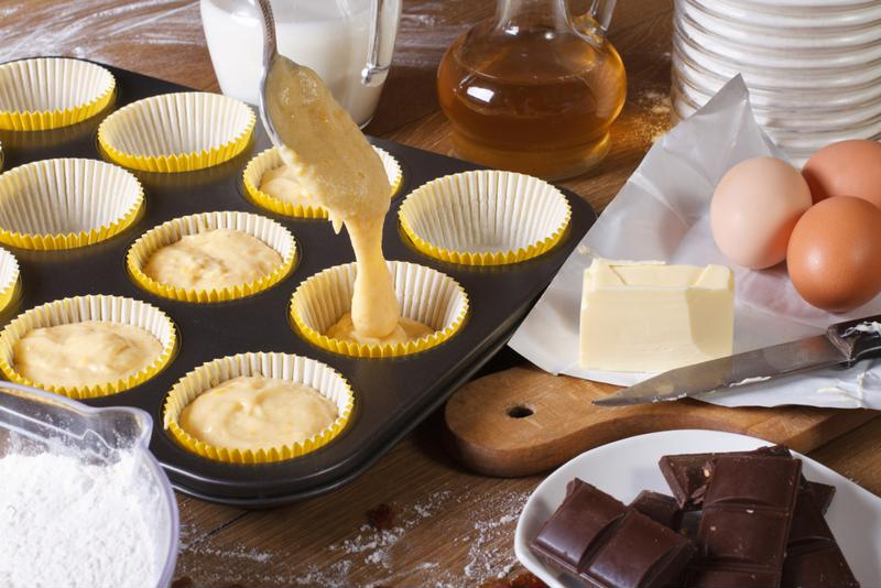 You can't create a perfect cupcake batter without the proper mixer accessories.