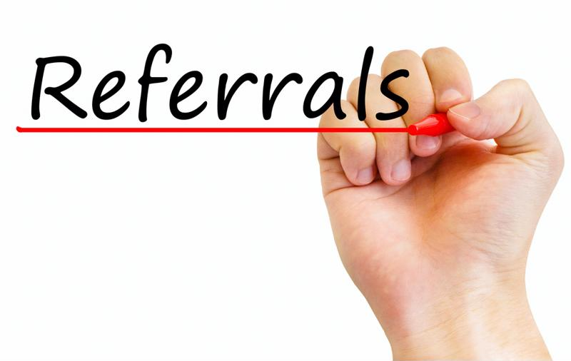 Referrals from friends and family can help parents make a decision.