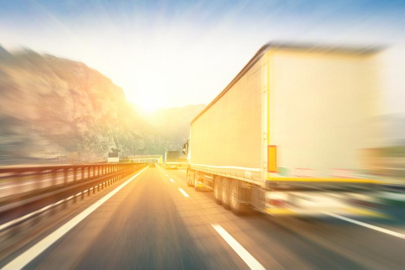 Freight volume among fleet drivers soared by 28 percent in June. Is this a sign of what's to come?