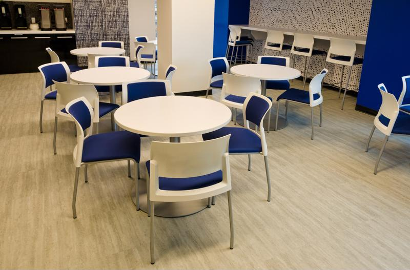 Fast casual establishments may not have table service, but the food is often of high quality.