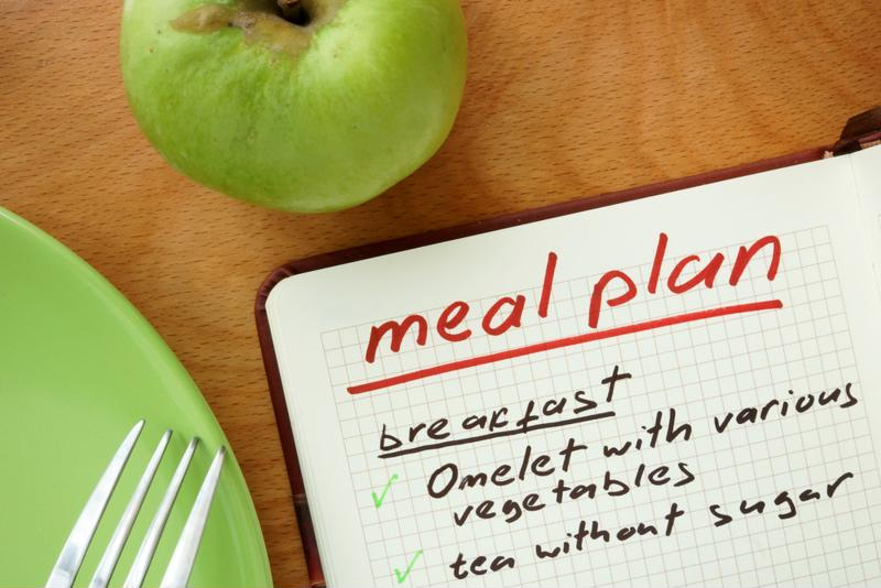 A meal plan helps to ensure you use your food before it expires.