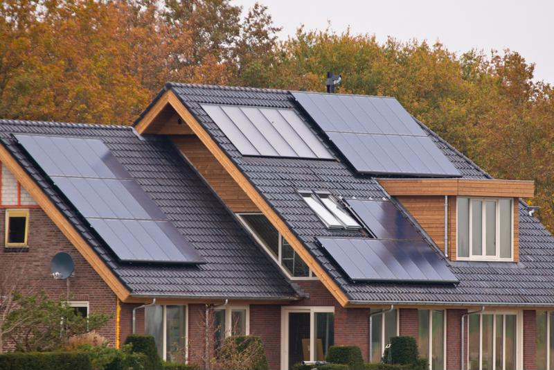 Opting for rooftop solar gives your home the ability to generate its own electricity.