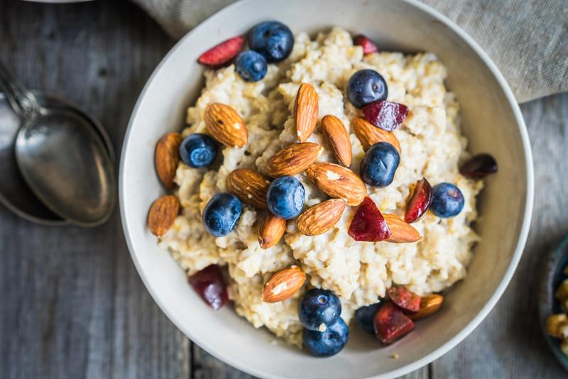 Oatmeal is far from boring, especially when you spice it up with one of these creative ideas.