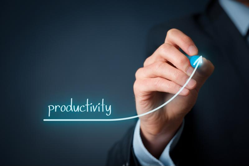 DDoS attacks can impact productivity.